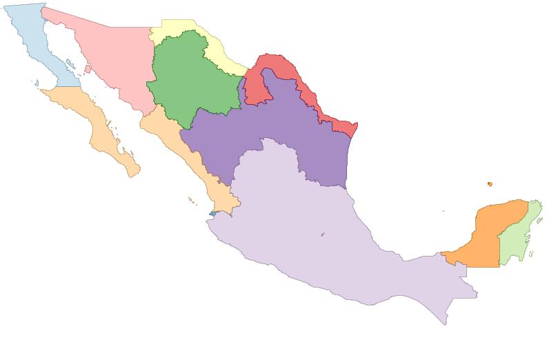 TZ timezones maps